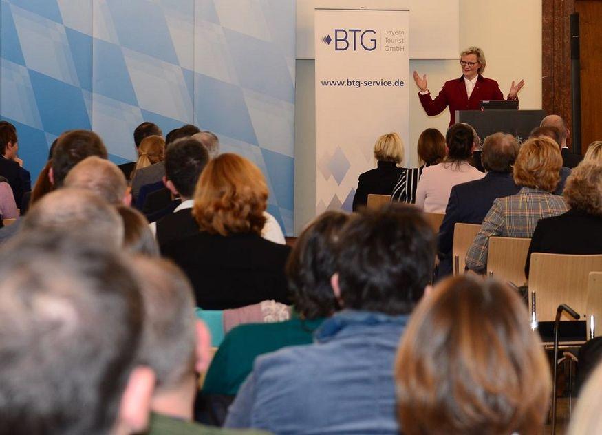 DEHOGA Bayern Präsidentin Angela Inselkammer Rede
