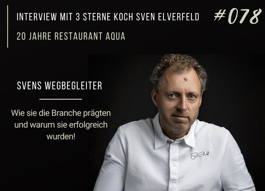 Sven Elverfeld Drei-Sterne-Koch