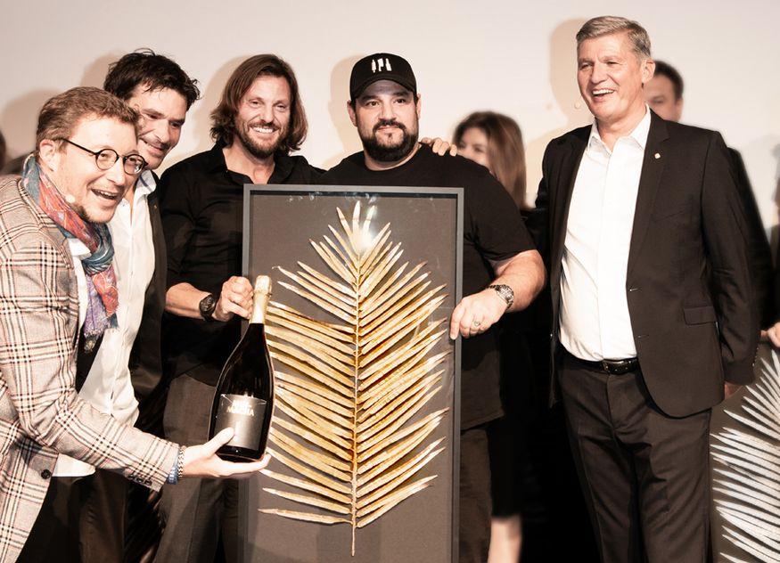 Gewinner Leaders Club Germany International Goldene Palme Glorious Bastards