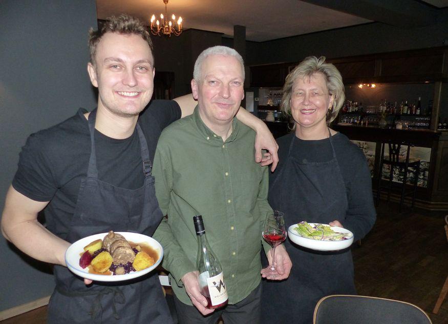Martin Walther Heiderand Restaurant Dresden