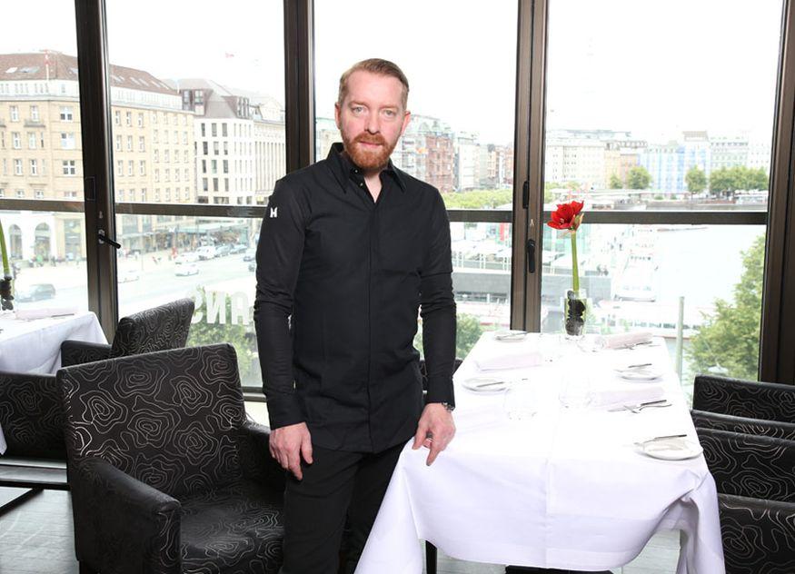 Stefan Beiter Küchenchef Se7en Oceans Hamburg