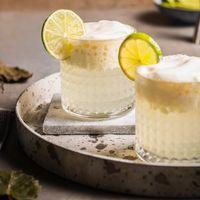 Alpro Pisco Sour Soya For Professionals Rezept