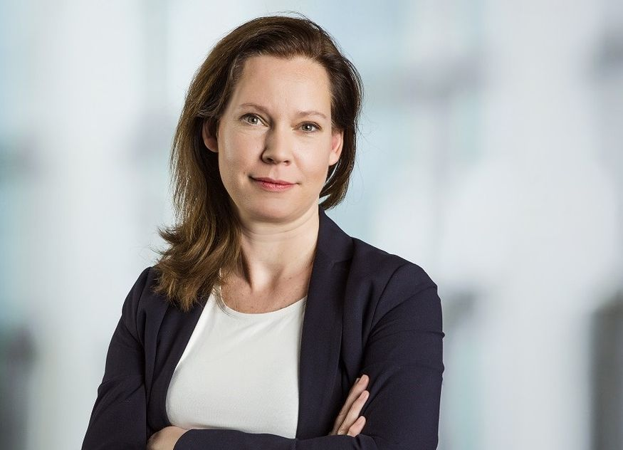 Stefanie Mauritz Koelnmesse Anuga