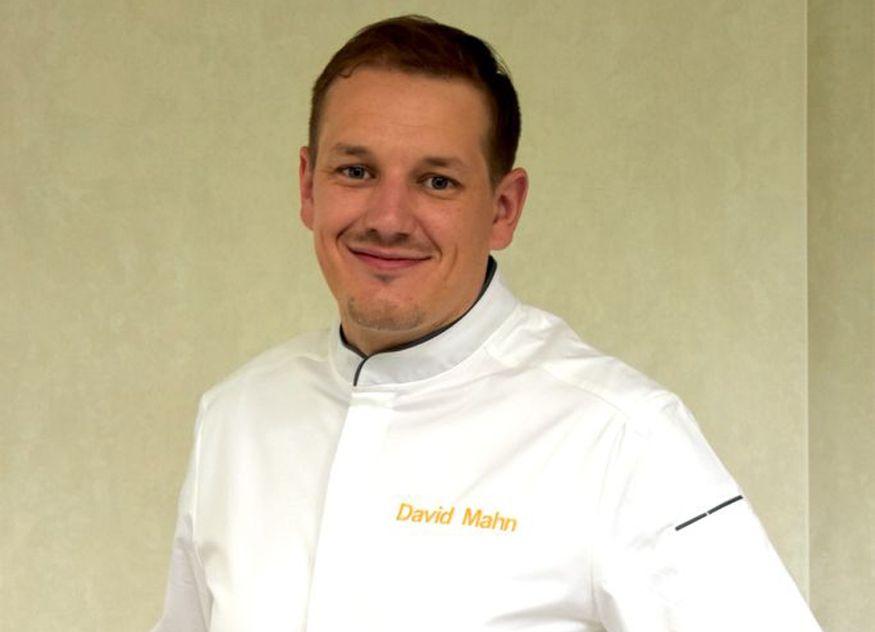 David Mahn ist der neue Chef de Cuisine im französischen Restaurant C'est la vie in Leipzig
