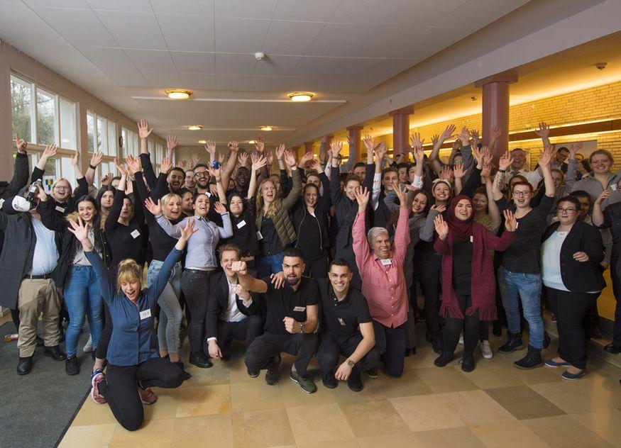 Bundesverband Systemgastronomie Teamcup Wettbewerb