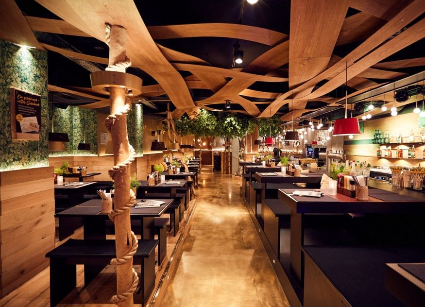 Peter Pane Restaurant