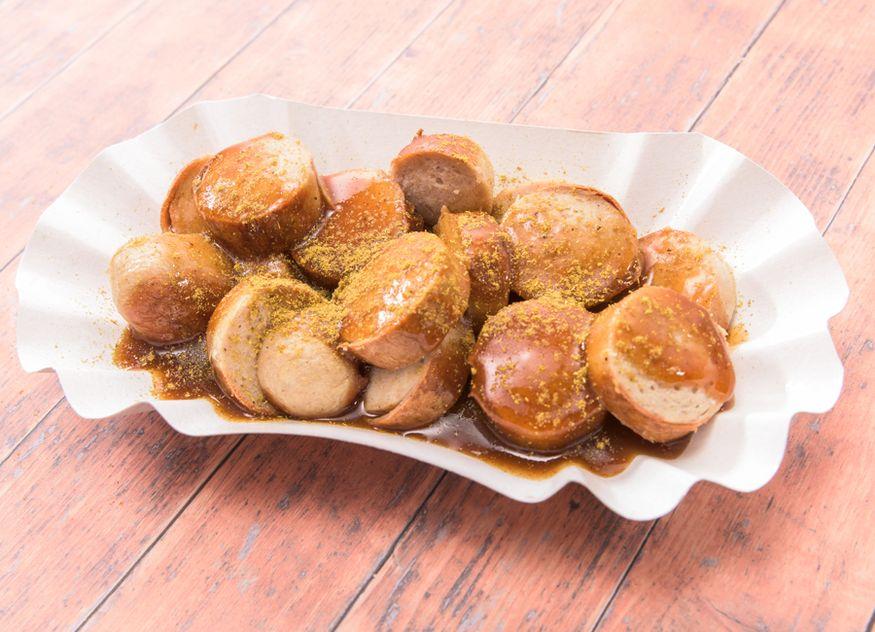 Die Currywurst wurde nach 28 Jahren in den Menü-Charts von apetito entthront