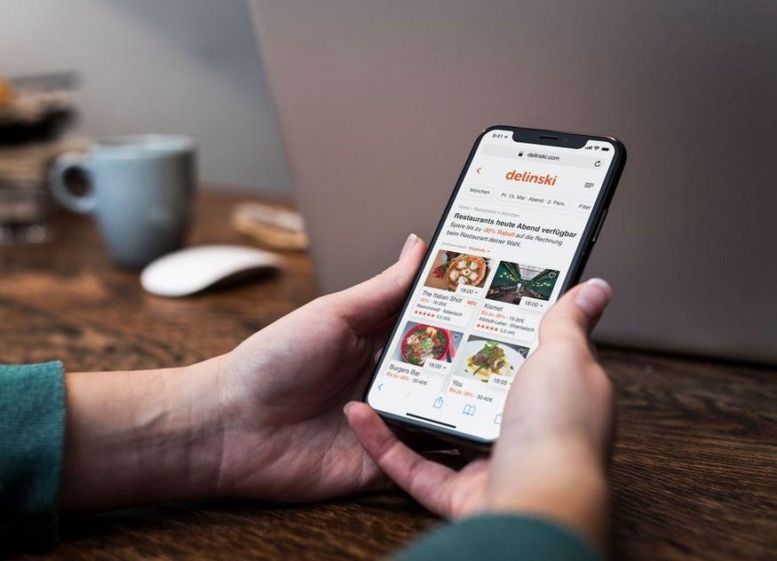 delinski App Gastro Gastronomie Gäste Restaurant Auslastung steigern