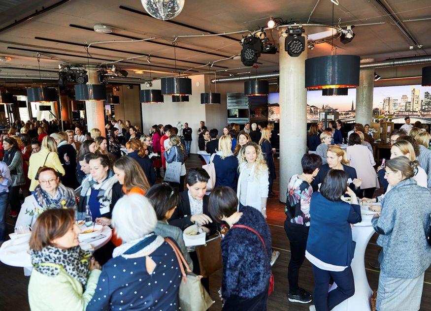 Das Frauennetzwerk Foodservice hat sein Ziel erreicht: Innerhalb eines Jahres hat der Verein sein 100. Mitglied aufgenommen