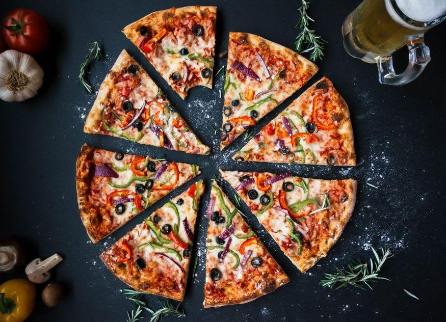 Pizza Teller