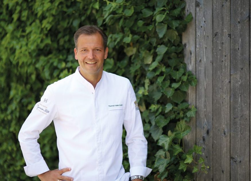 Egerner Höfe mit neuen Küchendirektor