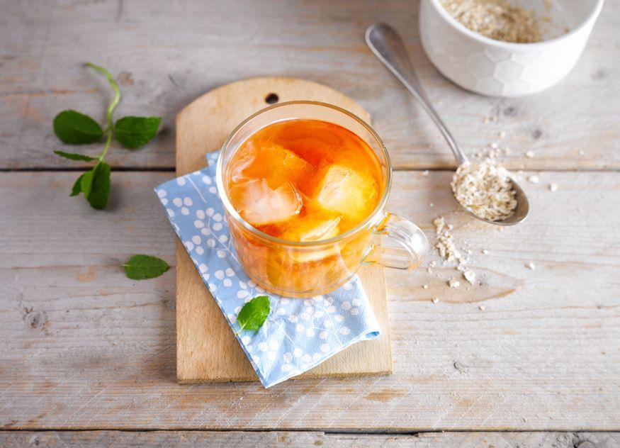Alpro Hafer-Eistee Oat Organic For Professionals Rezept