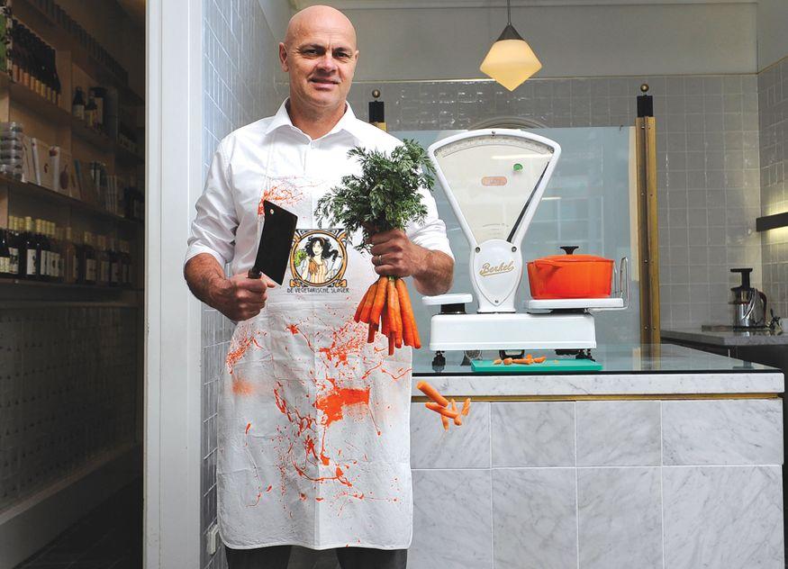 Unilever Food Solutions UFS Gastronomie The Vegetarian Butcher Jaap Korteweg Gründer vegetarisch vegan Alternative