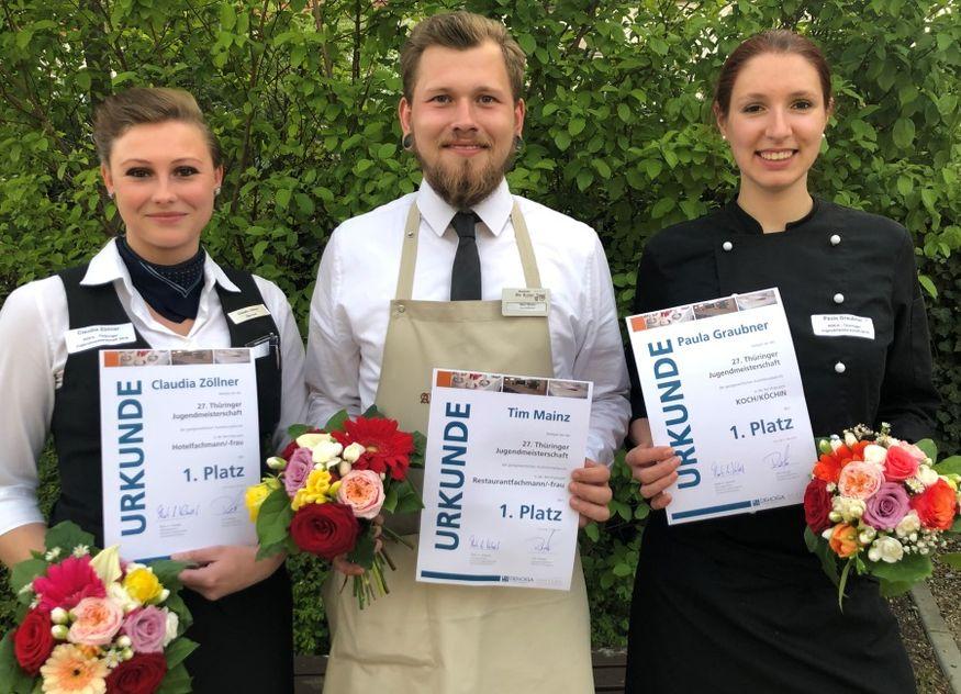 DEHOGA Thüringen Landesmeister 2019