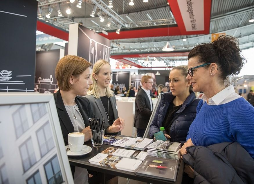 Intergastra Career Center Messe Stuttgart