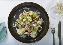 Calamari Salat