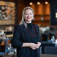 Melanie Klatt Midtown Grill Berlin Marriot Hotel