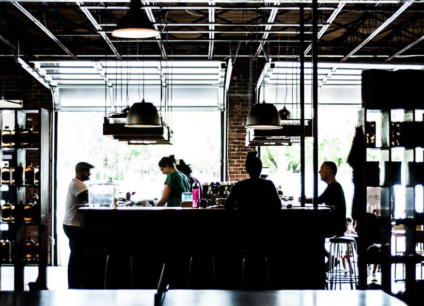 Restaurant Bar Gastronomie pixabay