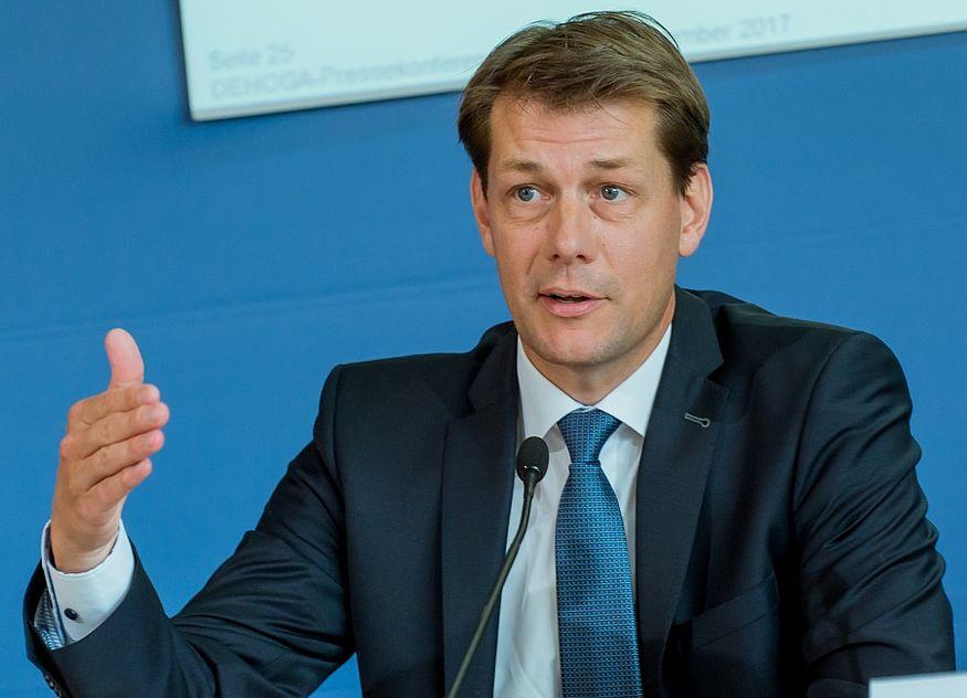"""""""Viele unserer Betriebe sind am Ende ihrer Kräfte – finanziell, psychisch, emotional"""", so Guido Zöllick, Präsident des DEHOGA Bundesverband"""