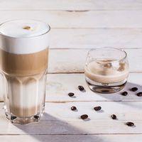 Lattiz Gastronomie Getränk Rezept Baileys-Latte irischer Sahnelikör Espresso