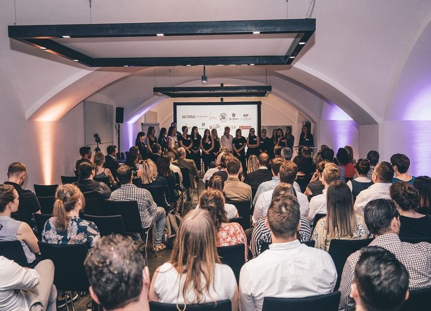 Vortrag Workshop Publikum Gäste