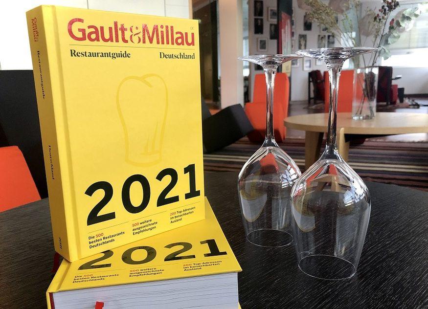 Gault Millau Guide 2021 Gläser