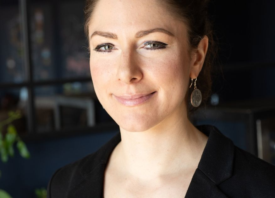 Lena Fitoussi Restaurantleitung Carls an der Elbphilharmonie