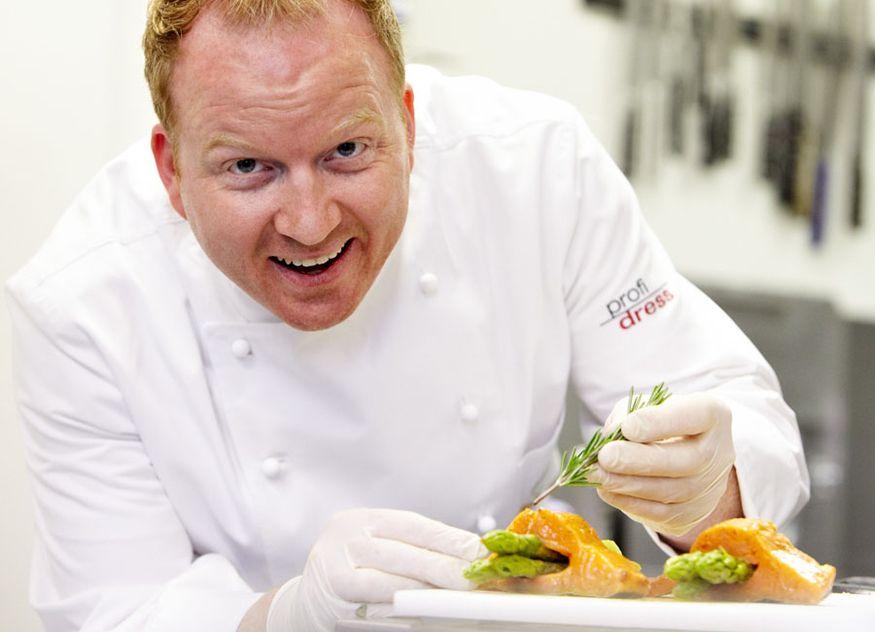 Mise en place Stefan Cammann stressfreie Küchen viele Gäste