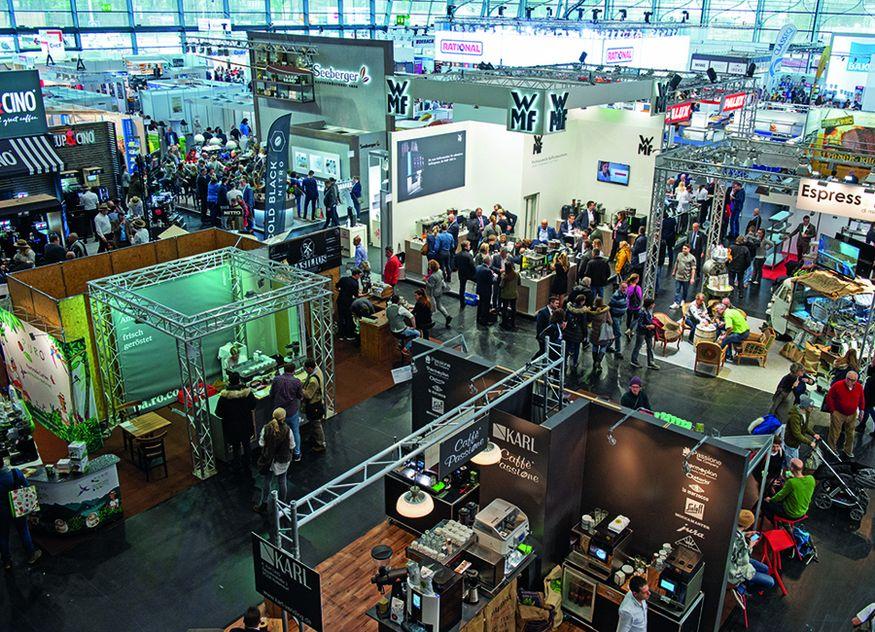 Die HOGA Nürnberg findet im Oktober dieses Jahres wieder als Präsenzveranstaltung statt