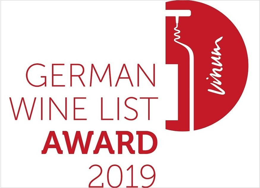 Logo German Wine List Award 2019