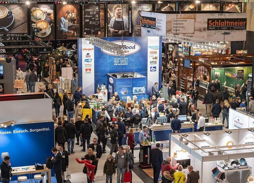 Gastro Ivent Messe Bremen Besucher