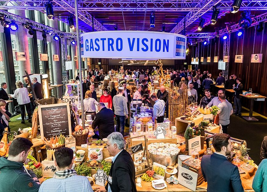 Gastro Vision Hamburg Community Table