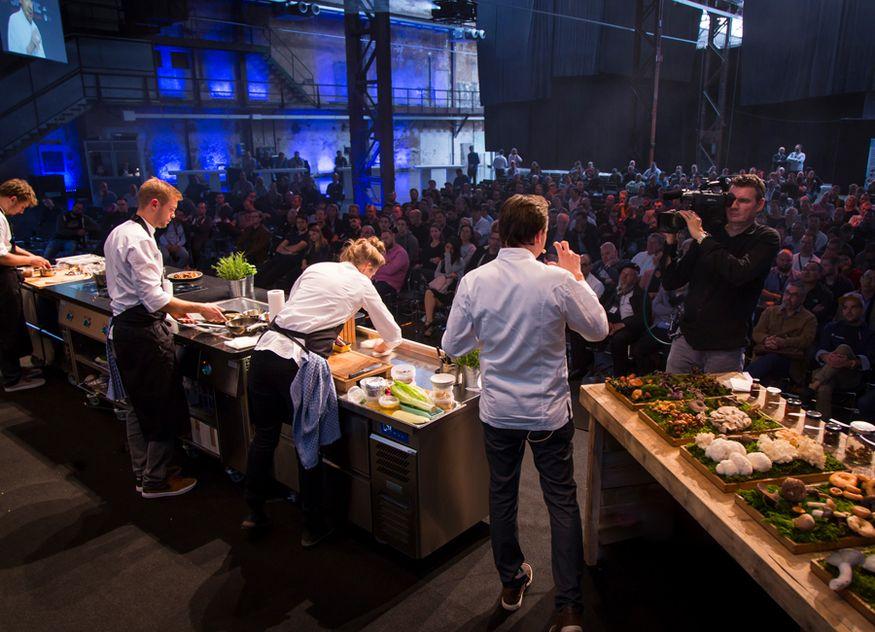 Am 3. und 4. Oktober 2021 öffnet die Chef-Sache, der Branchentreff der deutschen Gastronomie-Szene, im Düsseldorfer Areal Böhler seine Türen