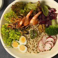 Sea Bowl mit Gerste Bonduelle Food Service