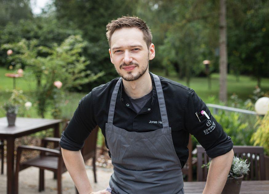 Jonas Herber ist neuer Küchenchef im Restaurant Eppard