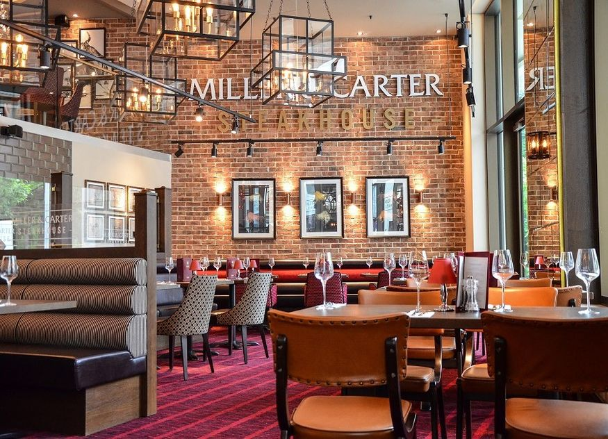 Miller & Carter Steakhouse Frankfurt am Main