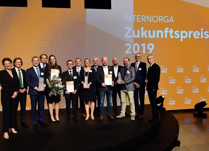 Internorga Zukunftspreis Gewinner 2019