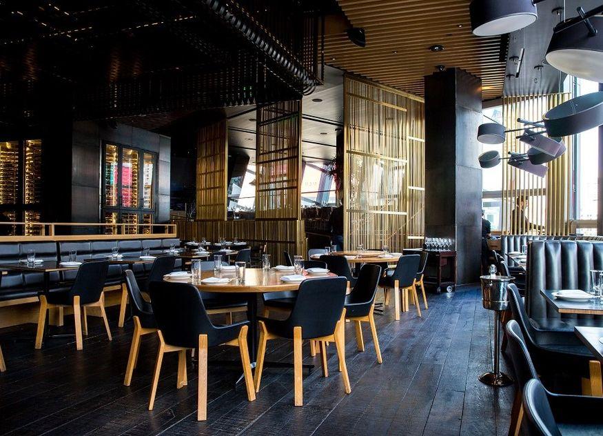 Restaurant Stühle Tische