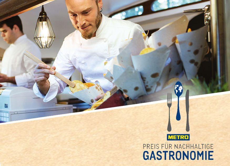 Der Metro Preis für nachhaltige Gastronomie ist Auszeichnung und Ansporn für zukunftsfähige Gastro-Konzepte / Foto: Metro Deutschland