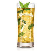 Almdudler Gastronomie Rezept Getränk Almhugo alkoholfrei Holunderblüte