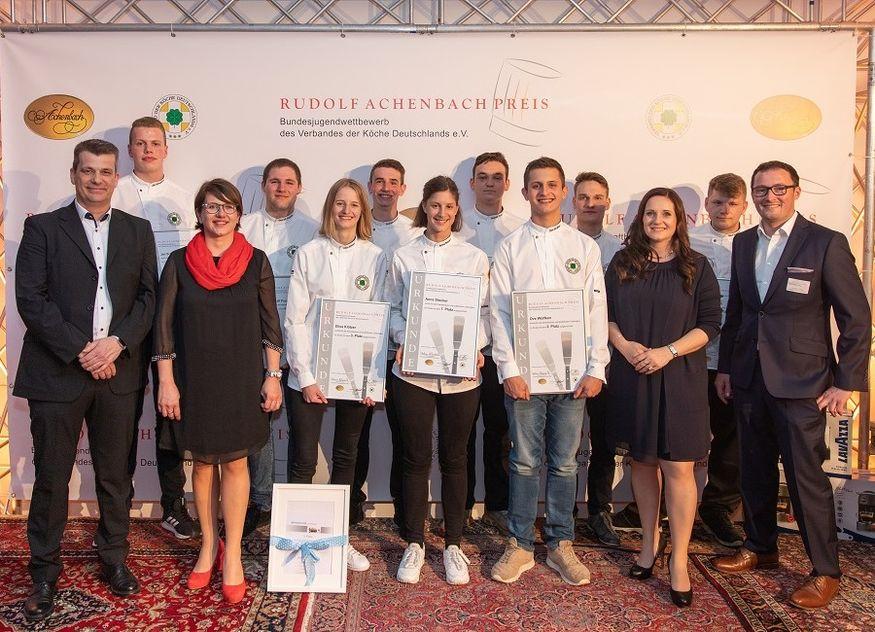 Rudolf Achenbach 2019 Preis Wettbewerb