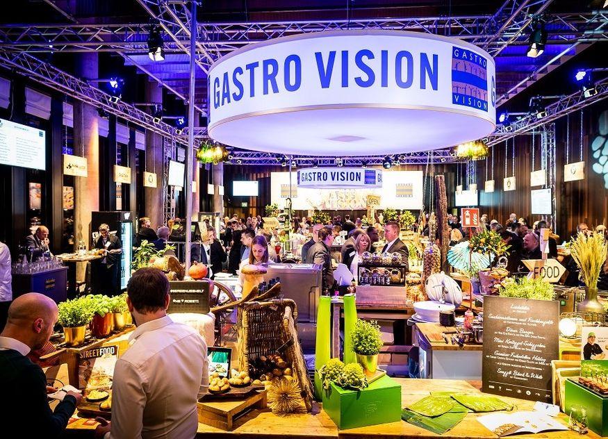 Gastro Vision Hamburg Empire Riverside Hotel