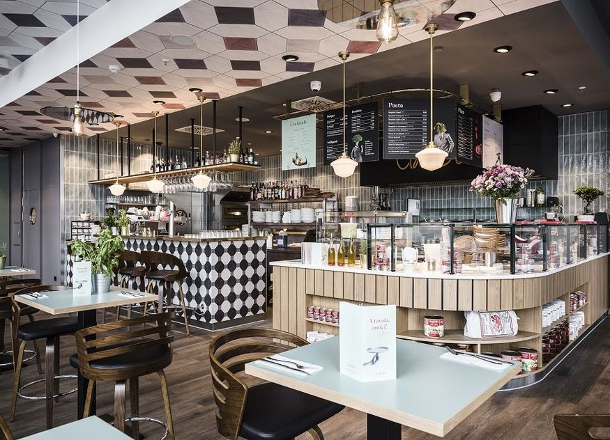 ciao bella Restaurant München Riem Arcaden