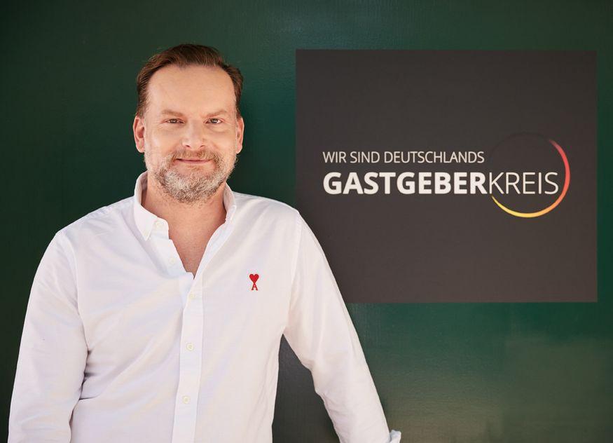 Mirko Silz, CEO von L'Osteria und Mitinitiator des Gastgeberkreises