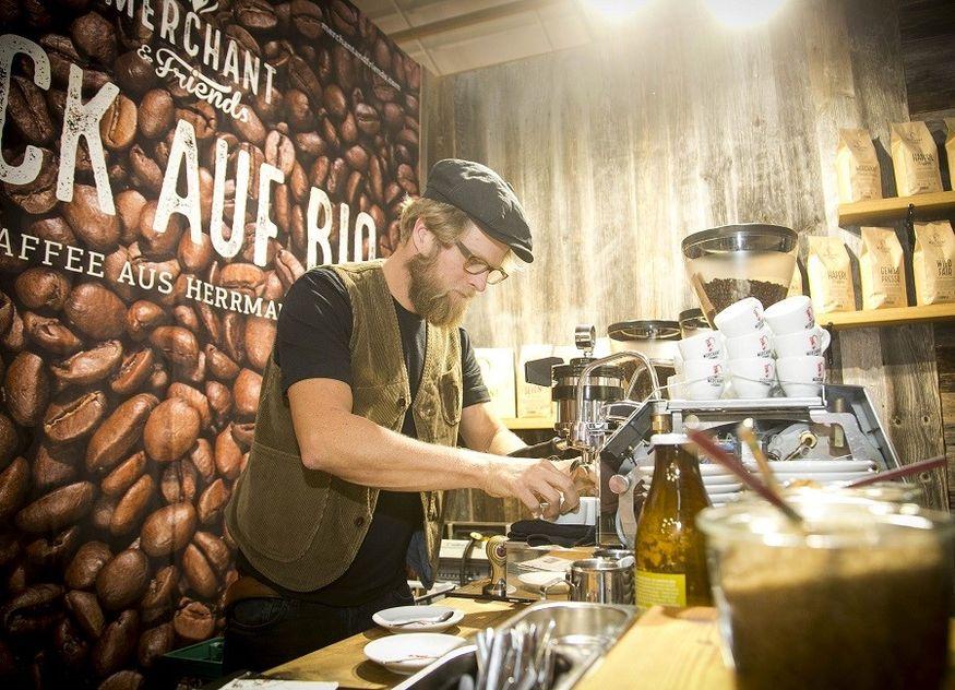 Alles für den Gast Salzburg Kaffee Barista
