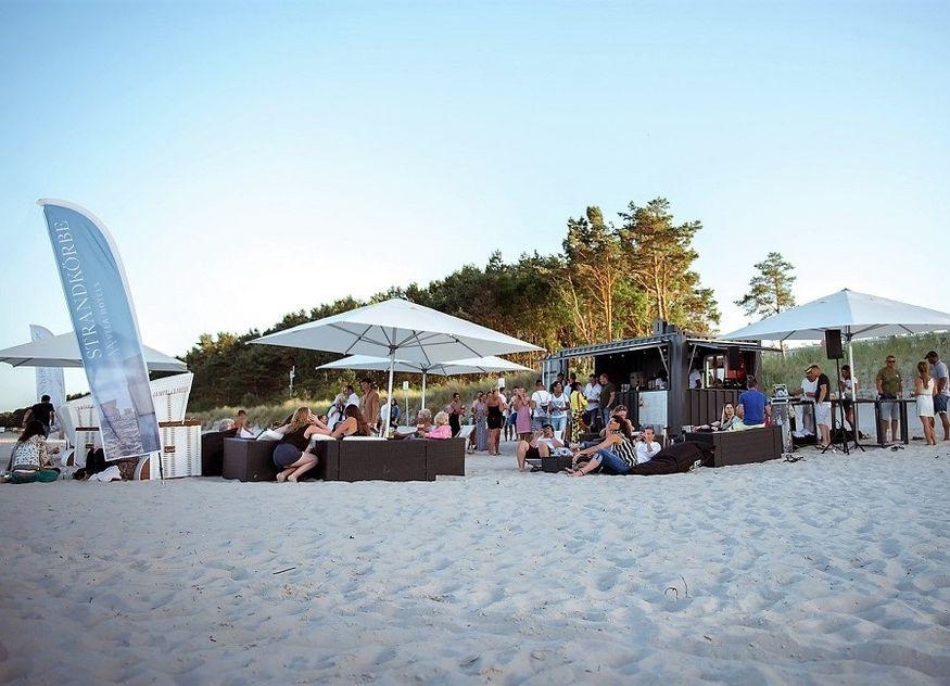 Loev Hotel Rügen Strandbar Ankerplatz 71 Beach Bar