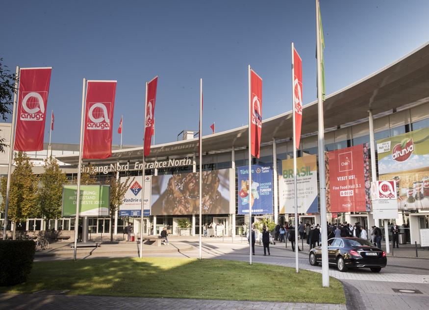 Als eine der ersten großen internationalen Messen in Deutschland fand vom 9. bis 13. Oktober in Köln die Anuga in Präsenz statt