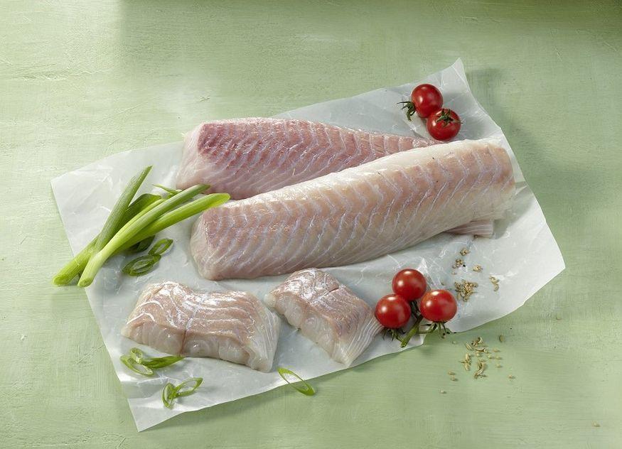 Deutsche See Seelachs Fisch Filet
