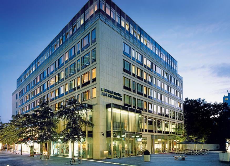 Lindner Hotel Berlin Telekom Digitalisierung