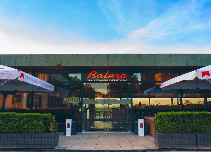 Bolero Holding Moritz Lechner Christoph Nolde Restaurant Gastronomie Kassel schöne Aussicht